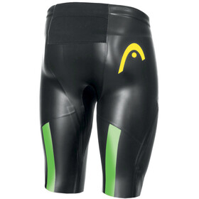 Head Swimrun Race 6.2.1 Jammer Unisex Black/Brasil